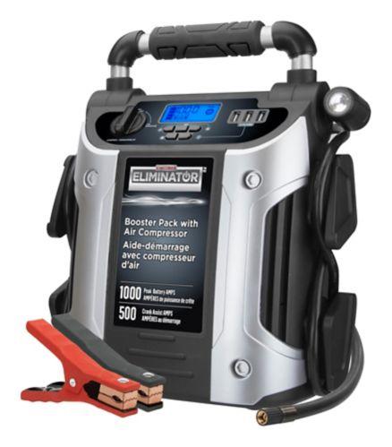 MotoMaster Eliminator 1000A Booster Pack
