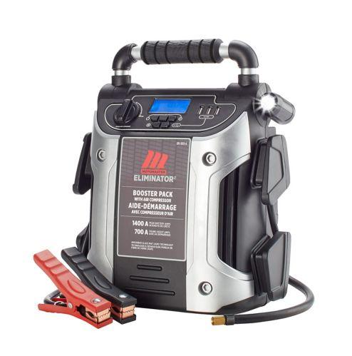 MotoMaster Eliminator 1400A Booster Pack