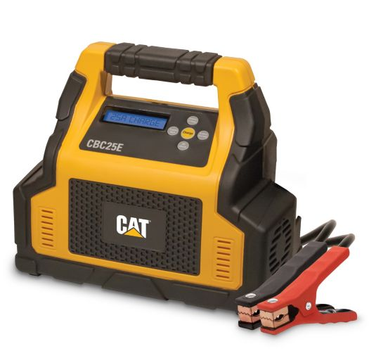 Chargeur de batterie intelligent CAT, professionnel, 25 A