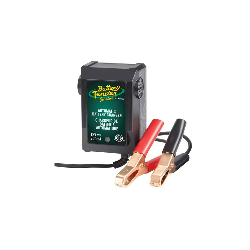 Battery Tender Junior, 0.75A Maintainer