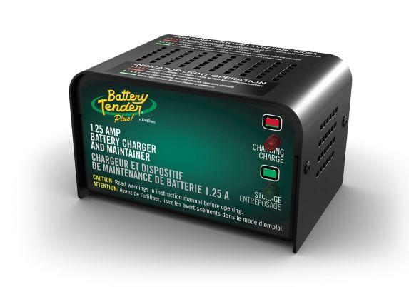 Chargeur de batterie Tender Plus, 1,25 A
