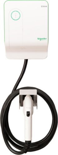 Schneider Electric 30A Level 2 Electric Vehicle Home Charging Station