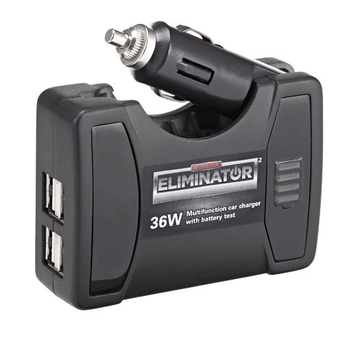 MotoMaster 36W Mobile Power Outlet