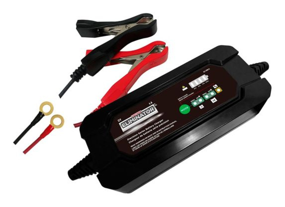 MotoMaster Eliminator Precision Series 4/1A Battery Charger & Maintainer