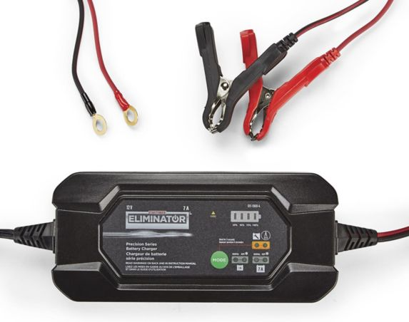 MotoMaster Eliminator Precision Series 7/1A Battery Charger