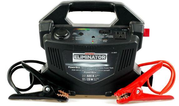 MotoMaster Eliminator PowerBox 600