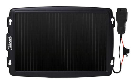 Chargeur d'entretien de batterie solaire Coleman, 4 W