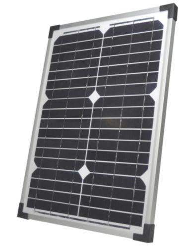 Panneau solaire cristallin Coleman, 30 W 12 V