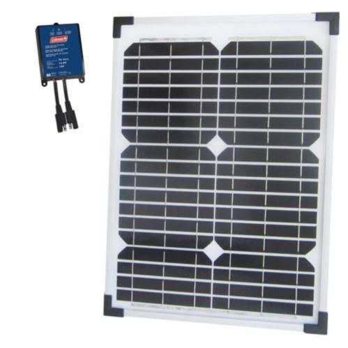 Coleman 25W Crystalline Solar Panel