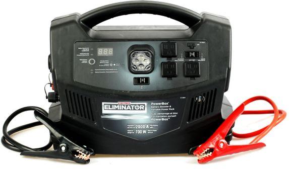 MotoMaster Eliminator PowerBox 2000 Image de l'article