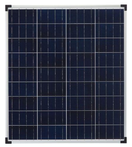 Panneau solaire cristallin NOMA, 75 W