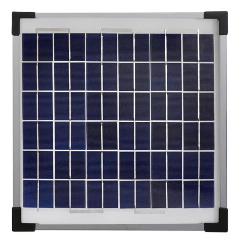 Coleman 10W Crystalline Solar Panel