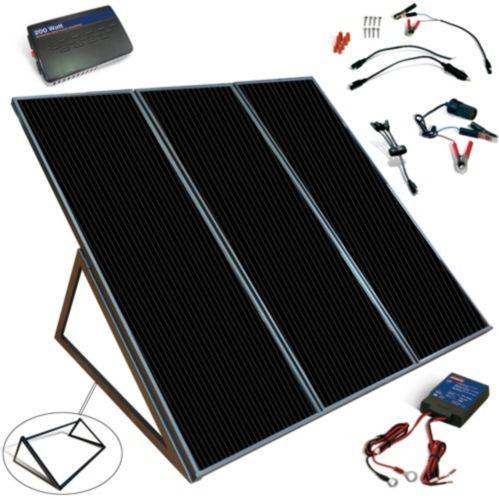 Trousse d'énergie solaire Coleman 60 W, 12 V