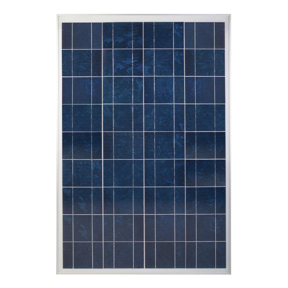 Coleman 100W 12V Crystalline Solar Panel