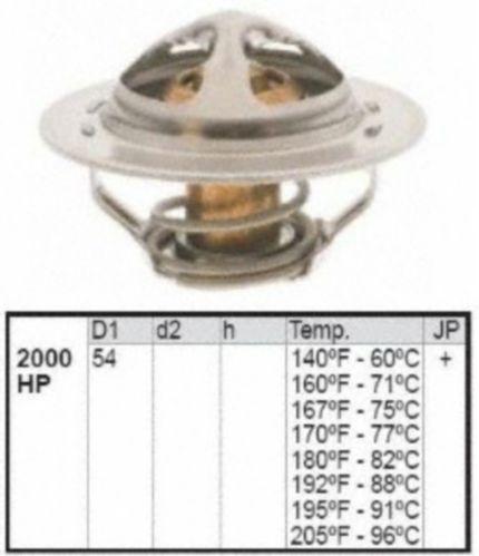 Thermostat à débit élevé MotoRad