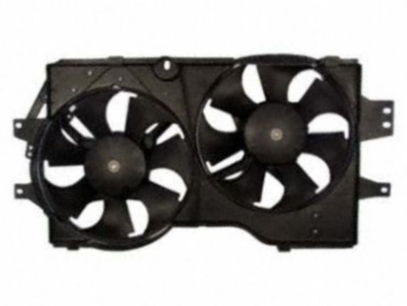 VDO Dual Fan Assembly