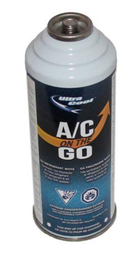 Frigorigène A/C On the Go R12a Ultra Cool, 9oz