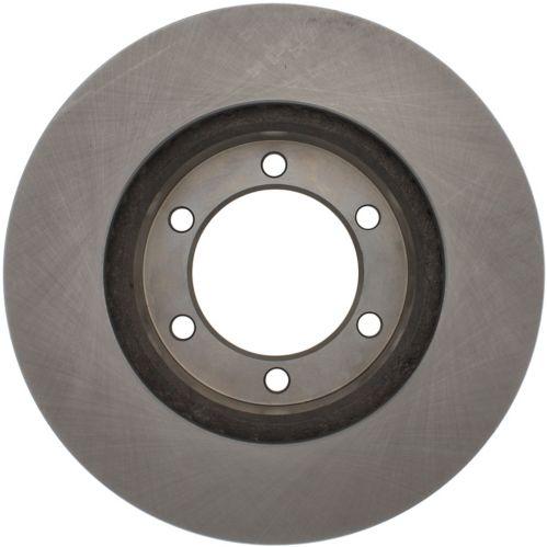Certified Brake Rotor - Rear