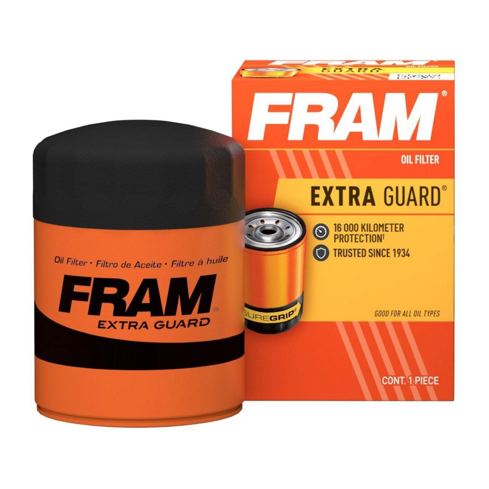FRAM Extra Guard Oil Filter PH6607