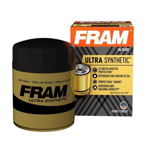 Filtre à huile synthétique FRAM Ultra