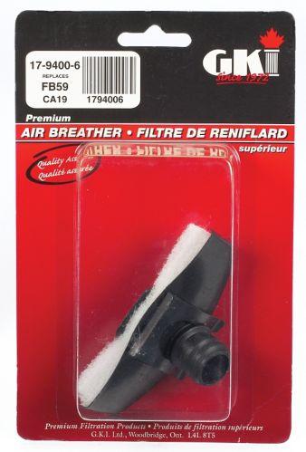 G.K. Industries Air Breather