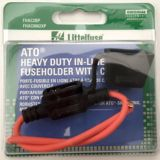 Littelfuse Heavy Duty 30A ATO In-Line Fuseholder with Cover | Littelfusenull