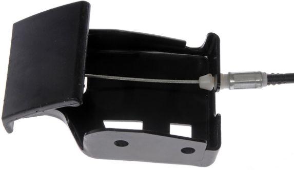 Câble d'ouverture de capot Dorman avec poignée