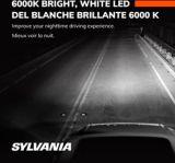 H11 Sylvania ZEVO® LED Headlight Bulbs, 2-pk | Sylvanianull