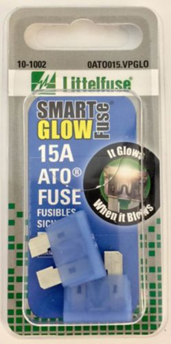 Littelfuse GLOW ATO Blade Fuse, 2-pk Product image