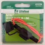 Littelfuse HD Mini In-Line Fuse Holder | Littelfuse | Canadian Tire