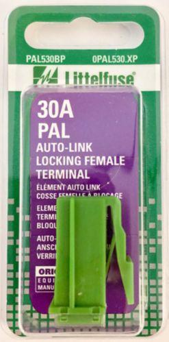 Fusible verrouillable Littelfuse PAL 30 A, véhicule, femelle