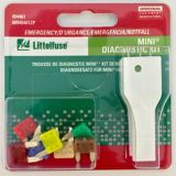 Littelfuse Emergency Mini Diagnostic Kit, 9-pc | Littelfuse | Canadian Tire