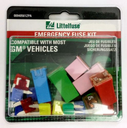 Fusibles d'urgence FEO Littlefuse, GM