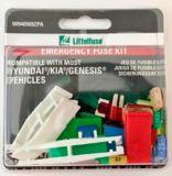 Fusibles d'urgence FEO Littelfuse, Hyundai/Kia/Genesis | Littelfusenull