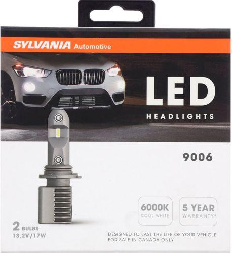 9006 Sylvania LED Headlight Bulb, 2-pk