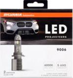 9006 Sylvania LED Headlight Bulb, 2-pk | Sylvania | Canadian Tire