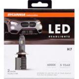 H7 Sylvania LED Headlight Bulb, 2-pk | Sylvania | Canadian Tire