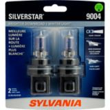 9004 Sylvania SilverStar® Headlight Bulbs, 2-pk | Sylvania | Canadian Tire