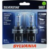 Ampoules de phare Sylvania SilverStar 9007, paq. 2   Sylvania   Canadian Tire