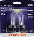 9005 Sylvania XtraVision® Headlight Bulbs, 2-pk | Sylvania | Canadian Tire