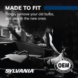 H11 Sylvania SilverStar® Headlight Bulb, Pack of 1 | Sylvanianull