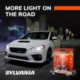 Ampoules de phare H11 Sylvania SilverStar ULTRA, paq. 2 | Sylvanianull