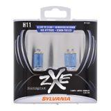 Ampoules de phare H11 Sylvania SilverStar zXe, paq. 2 | Sylvania | Canadian Tire