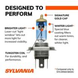 Ampoules de phare 9003 Sylvania SilverStar ULTRA, paq. 1   Sylvanianull