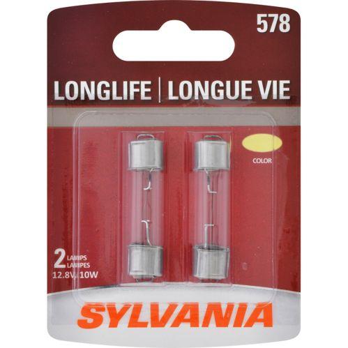 Ampoules miniatures de longue durée Sylvania 578 Image de l'article