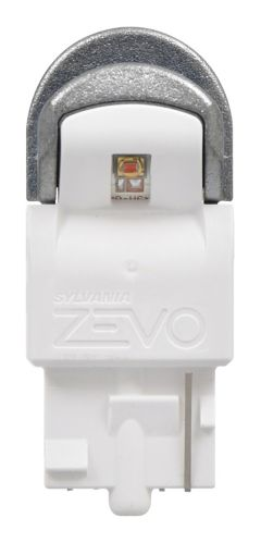 Ampoules miniatures rouges Sylvania ZEVO 7443R