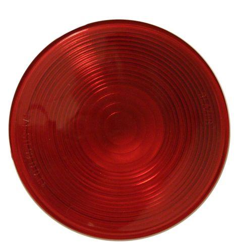 Lentille de rechange Blazer arrondie rouge pour B430BLK