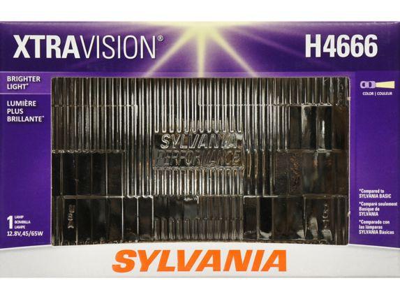 Phare scellé Sylvania Xtravision