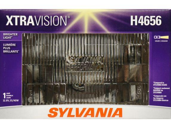 Xtravision Sealed Beams, H4656