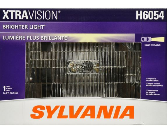 Xtravision Sealed Beams, H6054